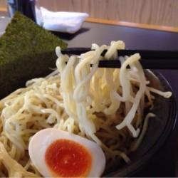 【濃ゆい魚節×つけ麺】麺屋けいじ(十和田市)の魚節醤油つけ麺を全力で食べた