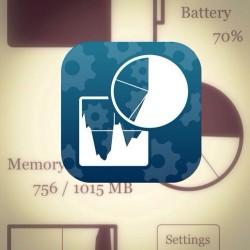 なんかiPhoneが重いなーっていうときはメモリ解放アプリ「SySight」でスッキリ軽くできて便利