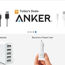 AnkerがAmazonで1日限定20%セール!新生活に便利なガジェット周辺機器がお買い得だよ