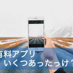 iPhoneにインストールされてる有料アプリの数と金額を数えてみた